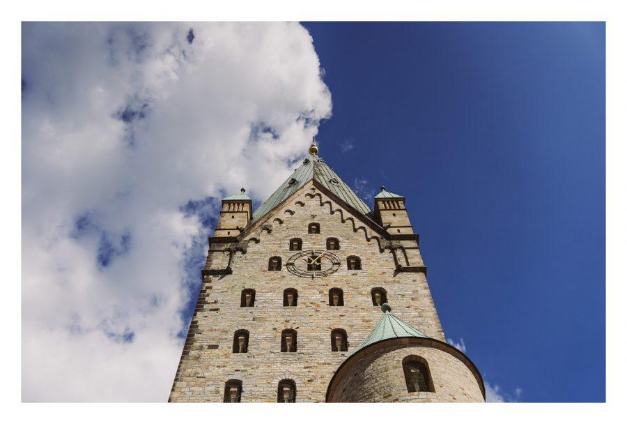 Der Dom   Schöne Grüße aus Paderborn