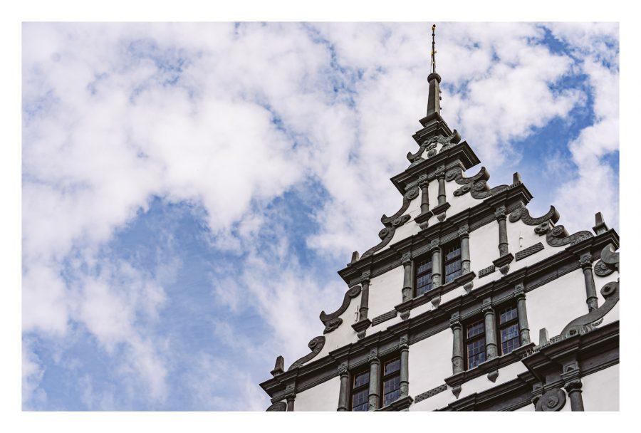 Das Rathaus   Schöne Grüße aus Paderborn