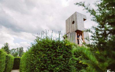 Die wundervolle Hochzeit im Gräflichen Park mit Christina und Sebastian