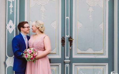 Alina & Alexej feiern ihre Hochzeit im Rittergut Störmede